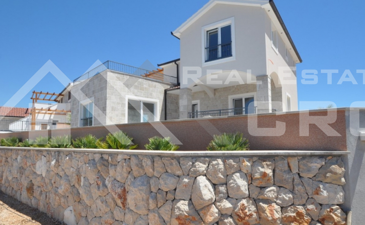 Newly built villa on a very attractive location for sale, Rogoznica
