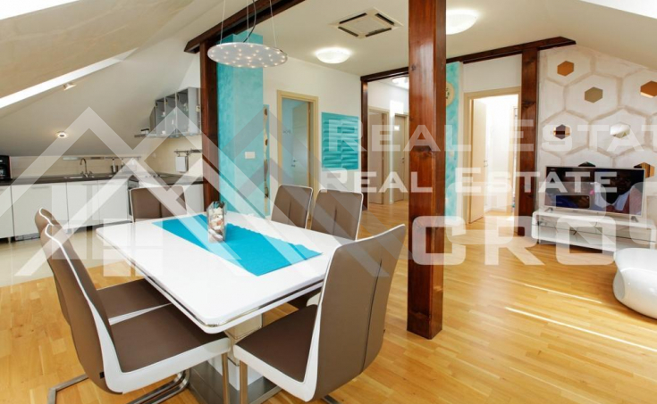 Modern apartment with wonderful sea view,for sale in Bol, Brac
