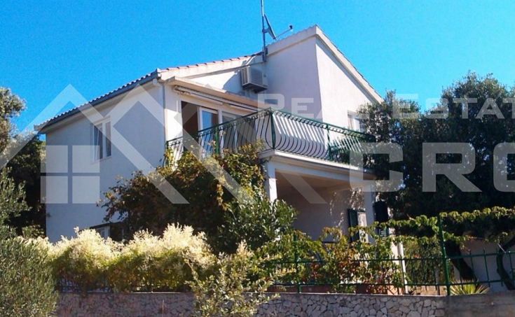 House for sale on a very attractive location in Rogoznica