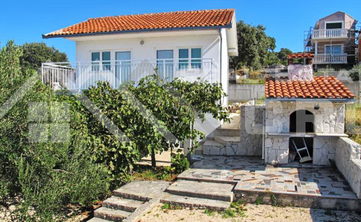 House with a beautiful sea view for sale, Rogoznica