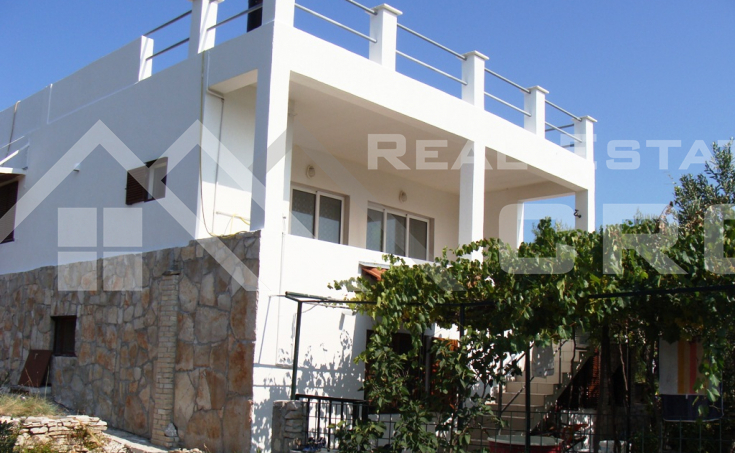 House with a beautiful sea view for sale, Solta island