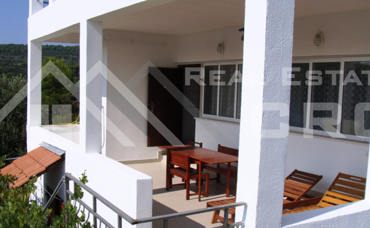 House with a beautiful sea view for sale, Solta island (2)