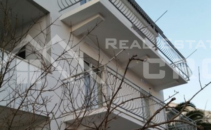 Residental building with a beautiful sea view for sale, Brac island