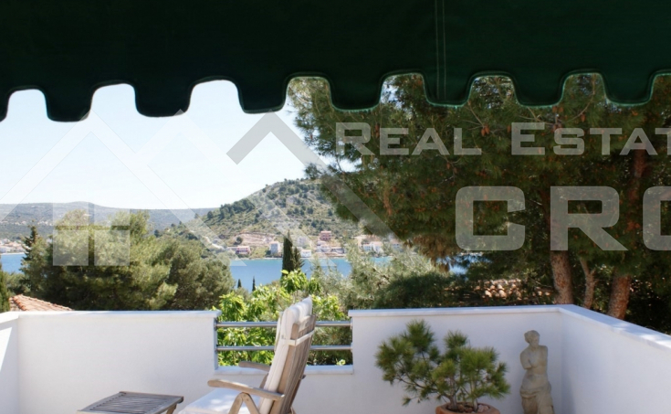 Modern house with a beautiful sea view, for sale, Rogoznica