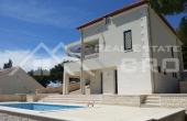 Luxurious villa with a swimming pool, Milna, Brac (1)
