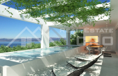 BR326, Modern villa under construction, for sale, Sutivan, Brac island