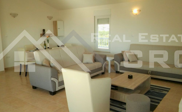 Three bedroom apartment with sea view, for sale, Trogir