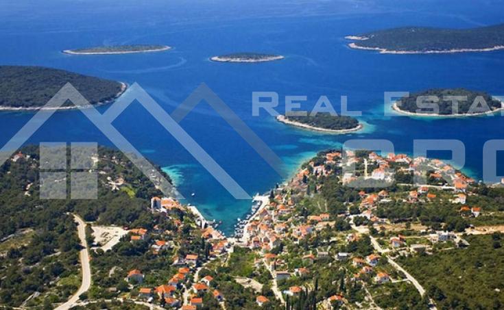 Moderna kamena kuća u prvom redu do mora, na prodaju, otok Šolta (8)