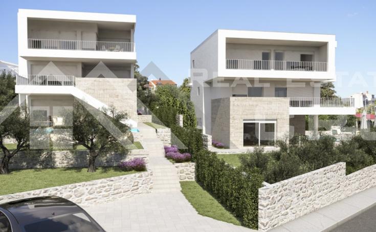 Villa with pool for sale, very attractive location, Rogoznica (10)