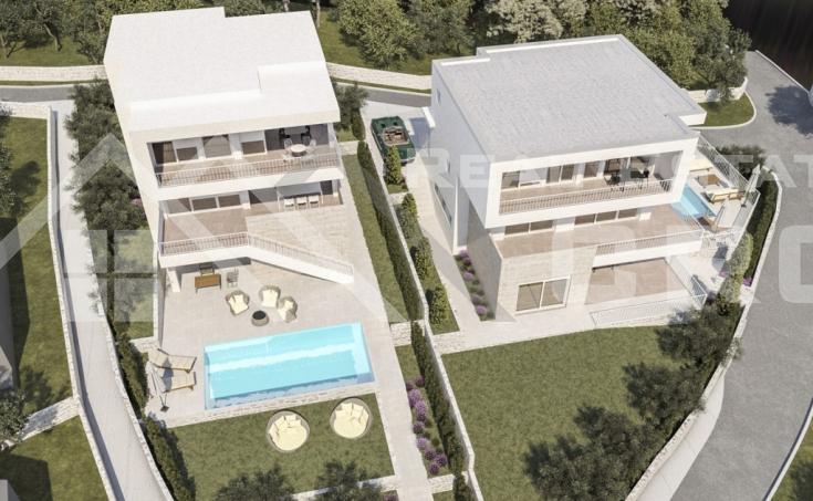 Villa with pool for sale, very attractive location, Rogoznica (11)