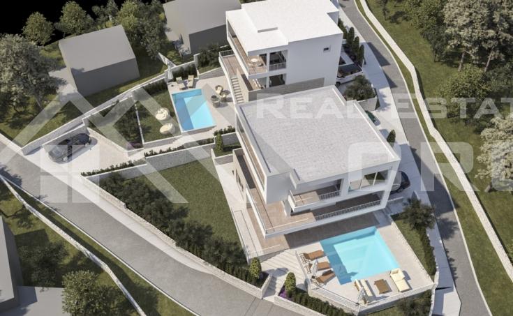 Villa with pool for sale, very attractive location, Rogoznica (12)