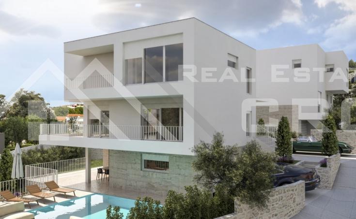 Villa with pool for sale, very attractive location, Rogoznica (3)