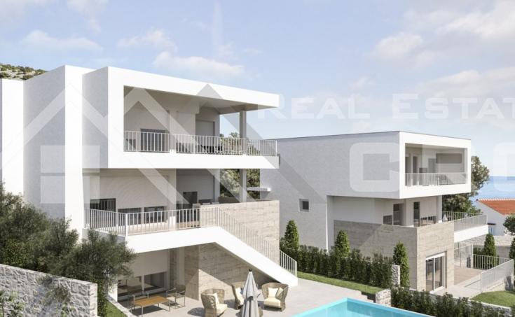 Villa with pool for sale, very attractive location, Rogoznica (7)