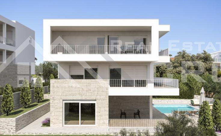 Villa with pool for sale, very attractive location, Rogoznica (9)