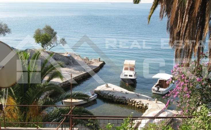 Sea frontline house for sale, Ciovo