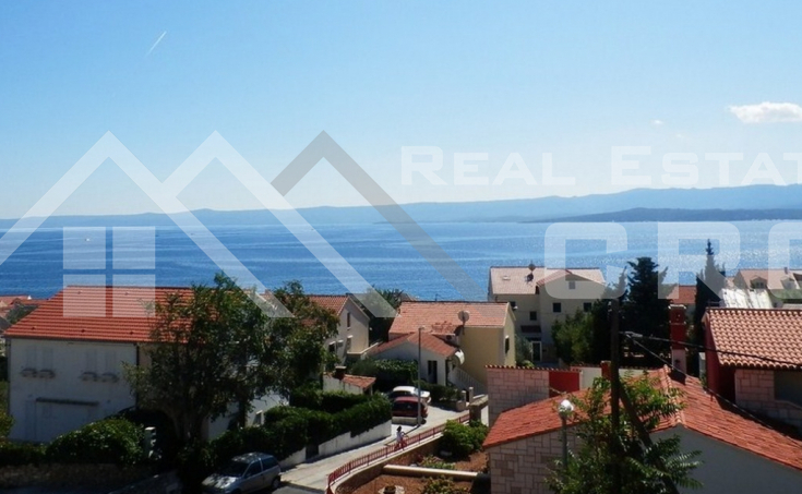 Flat with magnificent sea view in Bol for sale