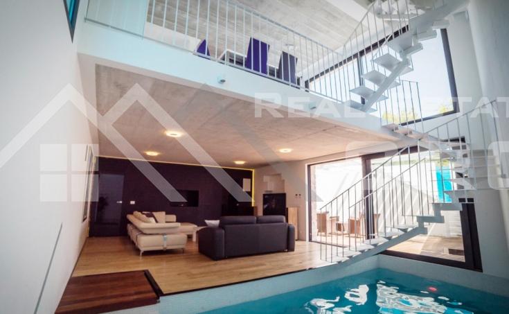 Villa with beautiful sea view, Brac island