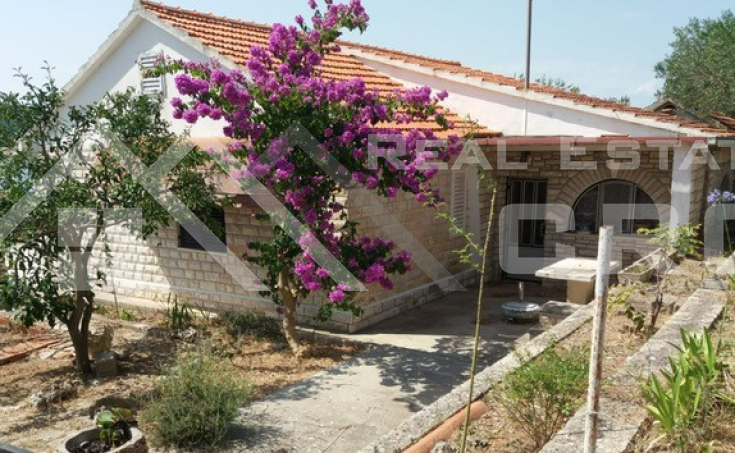 House with beautiful sea view, for sale, Solta island (1)