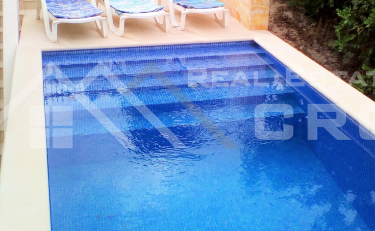 Charming stone house  with pool and seaview, for sale, Sutivan (6)
