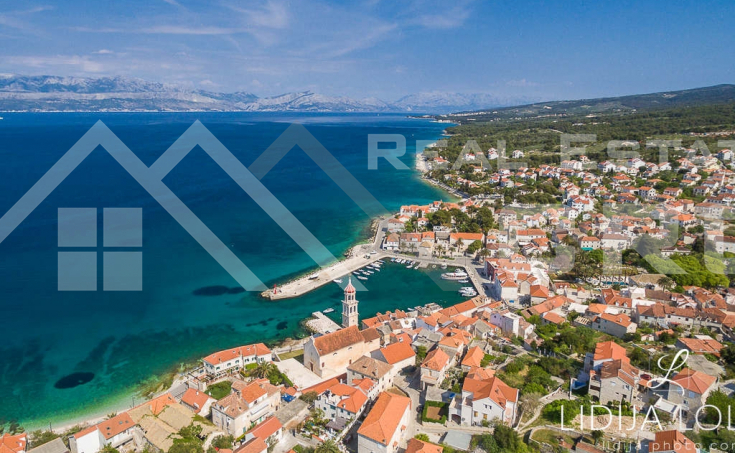 Apartments in very attractive location for sale, Sutivan, Brac island