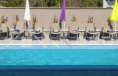 Luxurious villa with swimming pool and a sea view for sale, vicinity of Trogir (11)