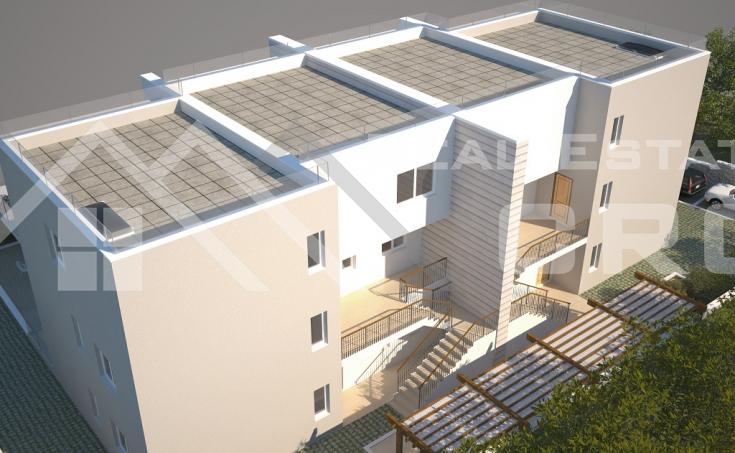 Newly built apartments for sale, Okrug Gornji, Ciovo island (7)