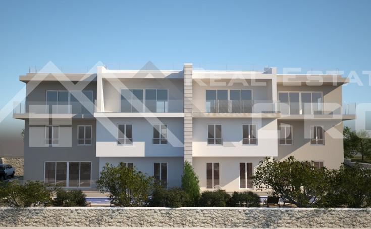 Newly built apartments for sale, Okrug Gornji, Ciovo island (8)