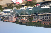 Detached house in the first row to the sea near the town of Sibenik for sale (2)