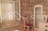 Attractive stone house with a sea view for sale, Kolocep  (5)