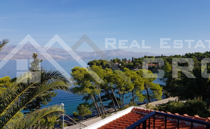 Newly built villa in the first row to the sea for sale, Brac island (2)