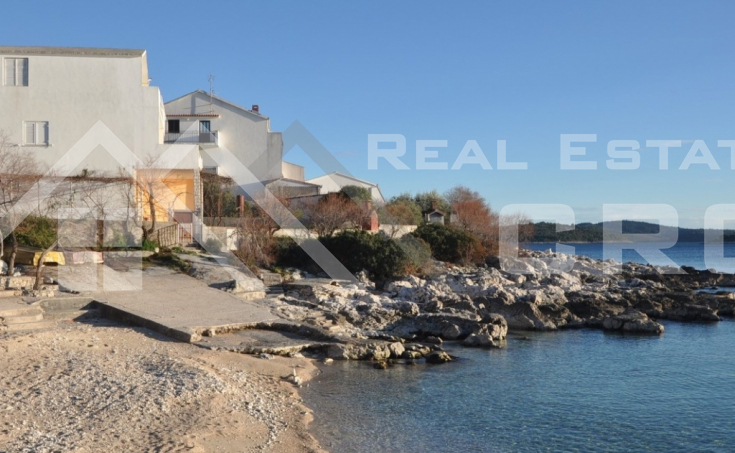 Detached house in the first line to the sea, for sale, Rogoznica