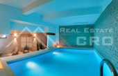 Modern luxurious villa in the second row to the sea for sale, Ciovo (6)