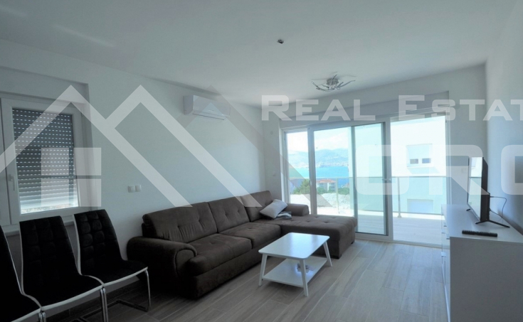 Newly-built apartment with stunning sea view for sale, Ciovo (1)