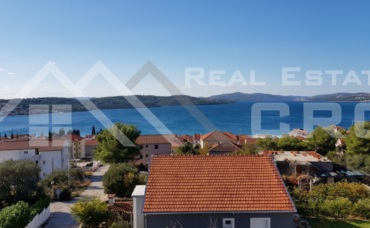 Detached house with a beautiful sea view for sale, Ciovo Island (10)