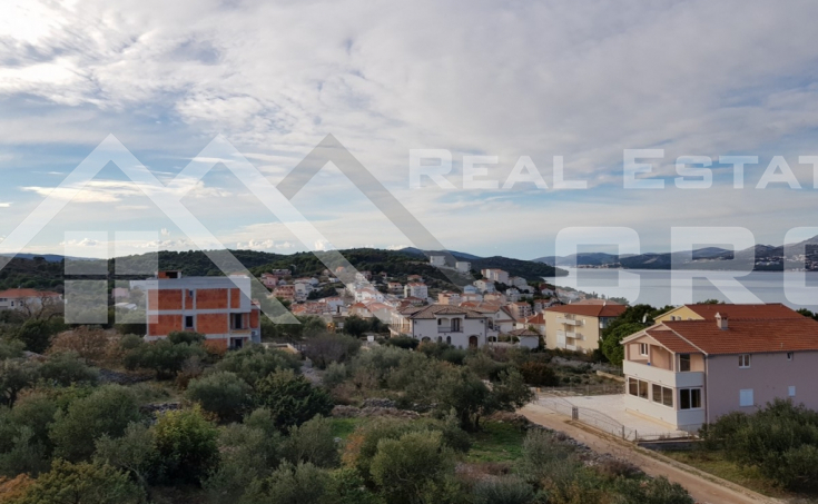 Newly-built apartments with sea view for sale, Okrug Gornji, Ciovo Island (3)