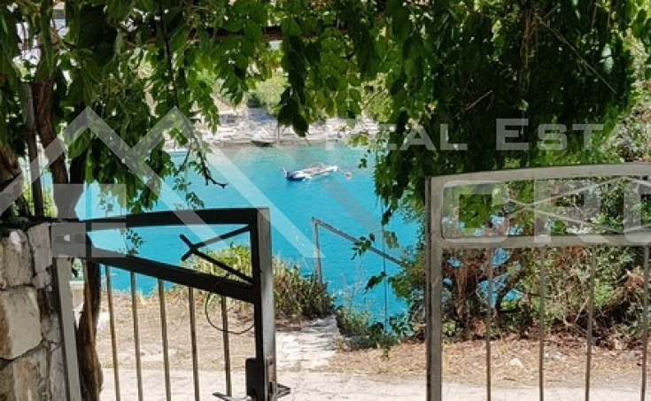 Detached house in the first line to the sea for sale, Ciovo (3)
