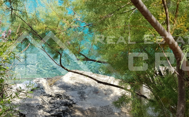 Detached house in the first line to the sea for sale, Ciovo (7)