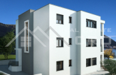 Newly-built apartments in the first row to the sea for sale, vicinity of Primosten (3)