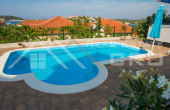 Amazing villa with gorgeous sea view in Rogoznica, for sale (14)