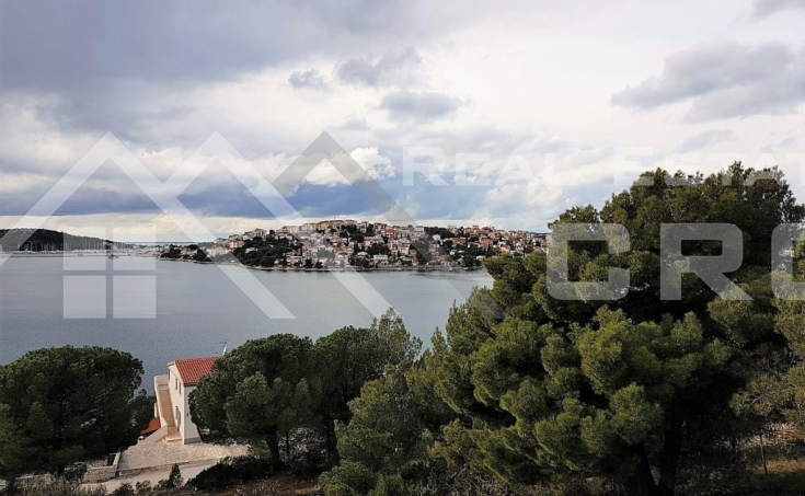 Detached house with amazing sea view for sale, Rogoznica (4)