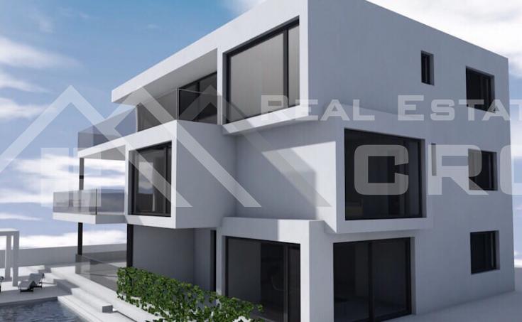 Newly built apartment on Ciovo Island, for sale