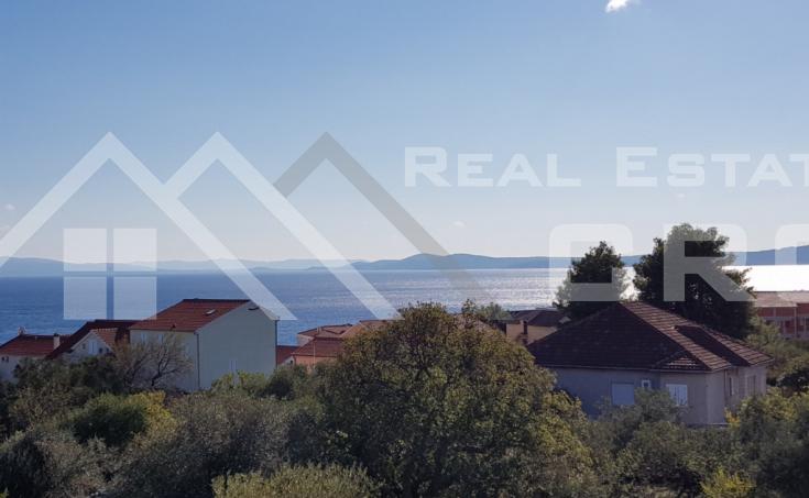 Modern design apartment under construction on Ciovo island, for sale (6)