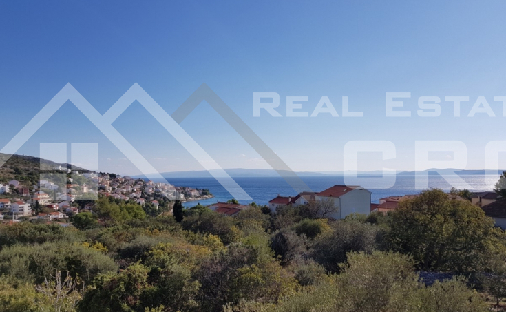 Modern design apartment under construction on Ciovo island, for sale (7)