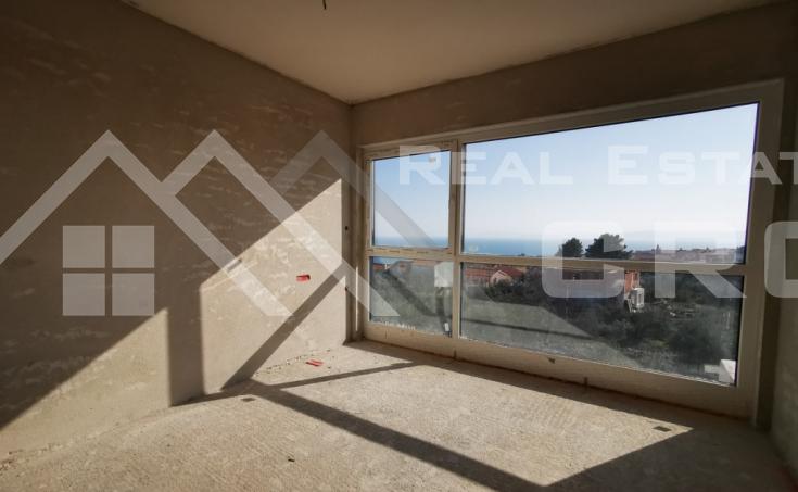 Modern design apartment under construction on Ciovo island, for sale (9)