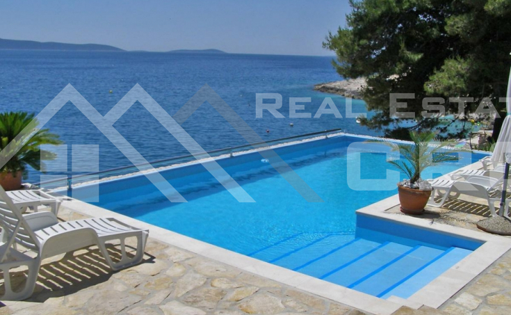 Villa with fascinating sea view on Ciovo Island, for sale