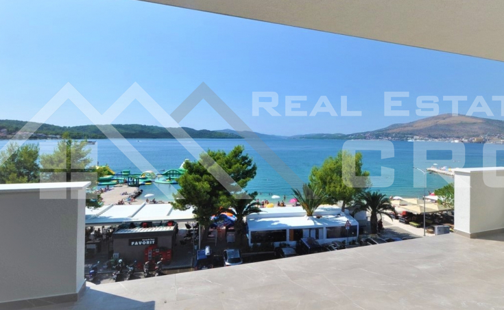 Penthouse in the first row to the sea for sale, Ciovo Island (5)