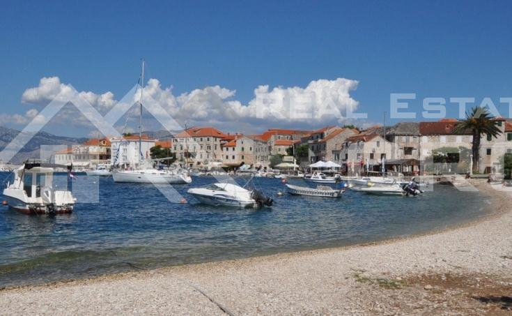 Seaview house for sale in nice location in Postira, Brac  (12)