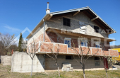 Detached unfinished house near Sinj, for sale (2)
