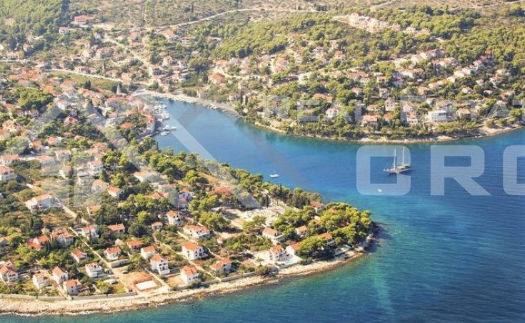 Modern villa with a stunning sea view for sale, Brac Island (8)
