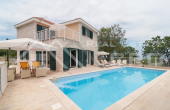 Two fantastic villas with sea view for sale, Brac Island (1)